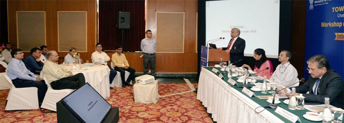 SCADA Workshop on Best Practices organised under IPDS  on 24-Oct-2019